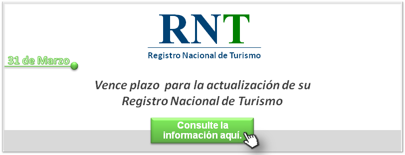 RNT Resolución